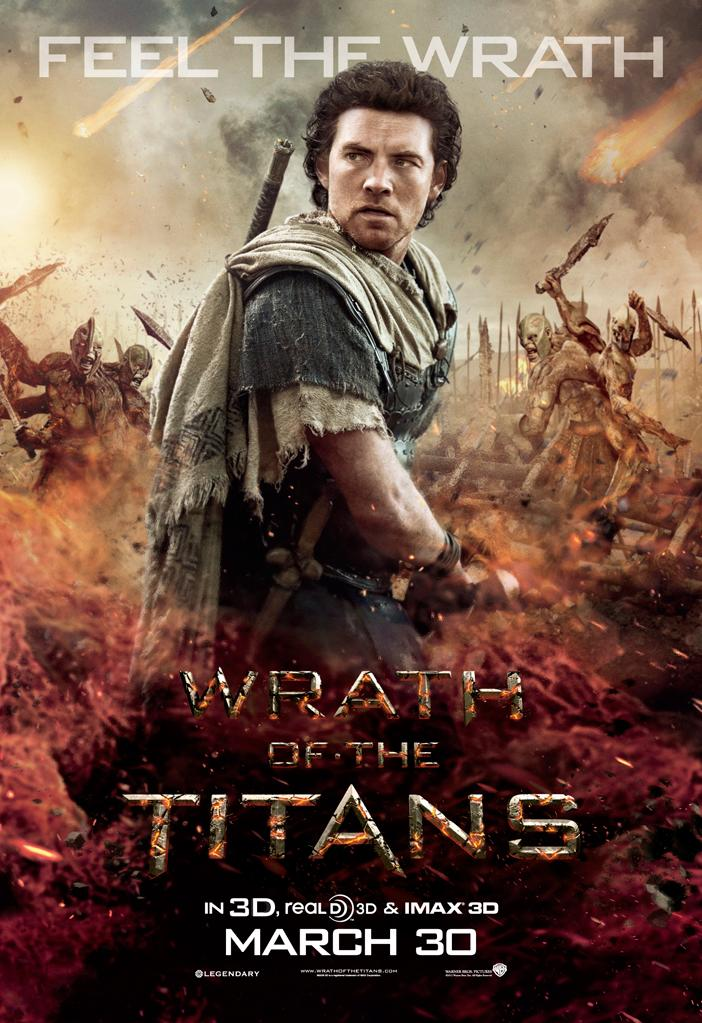 Sam Worthington in Warner Bros. Pictures' Wrath of the Titans - 2012