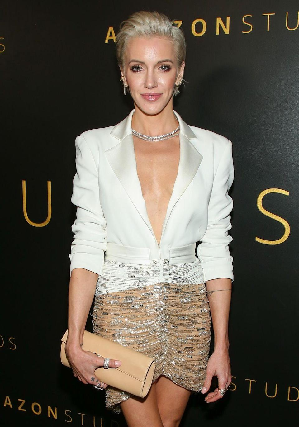 <p>These days, Katie stars as Laurel Lance in the television series <em>Arrow</em> and has reprised that role in other DC Comics offerings like <em>The Flash </em>and <em>DC's Legends of Tomorrow. </em>Transforming into all those roles makes her almost unrecognizable.</p>