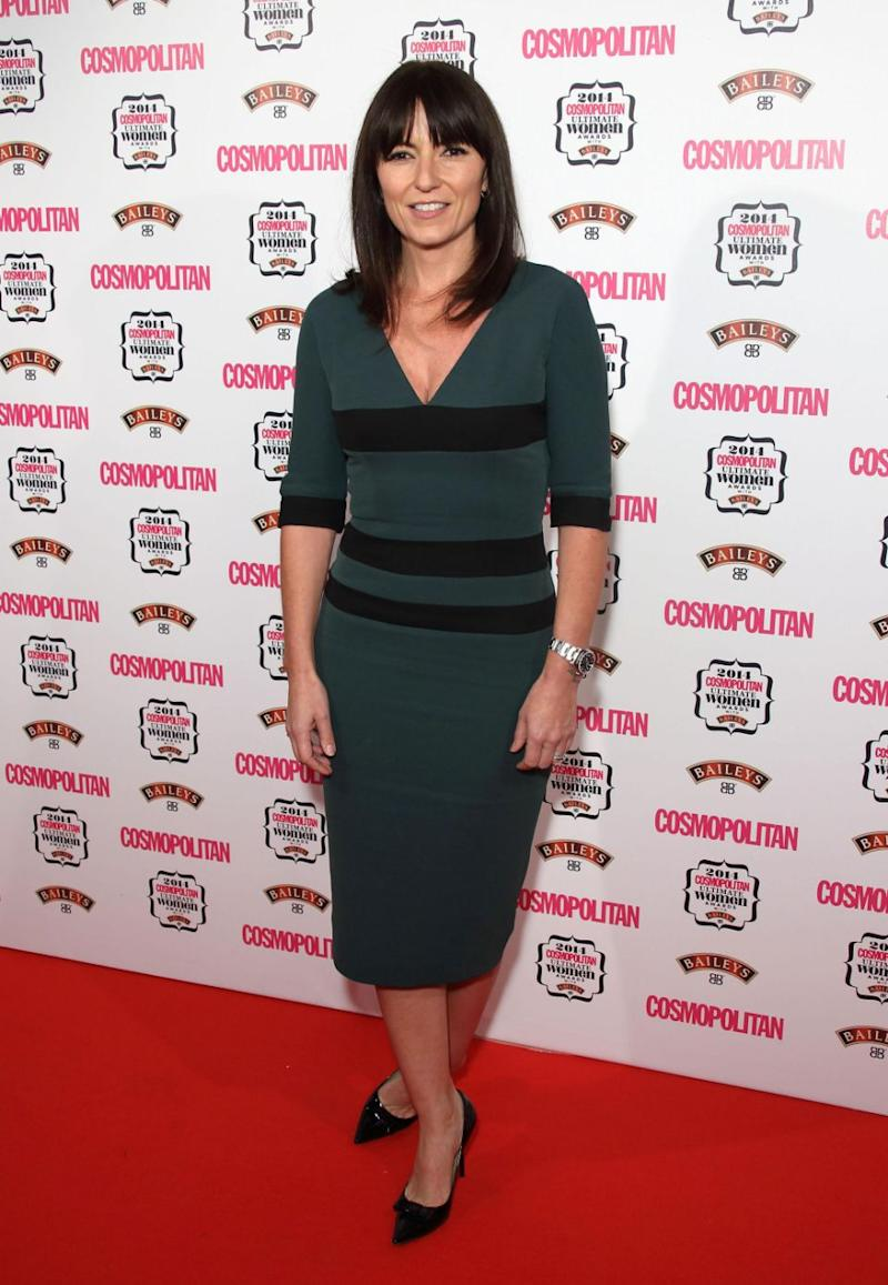 The TV presenter turns 50 in a few days time. Photo: Getty Images