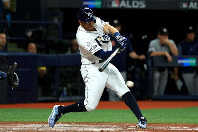 A 4-1 win to Tampa Bay Rays over Houston Astros on Tuesday means game five is required to determine who advances to the ALCS.