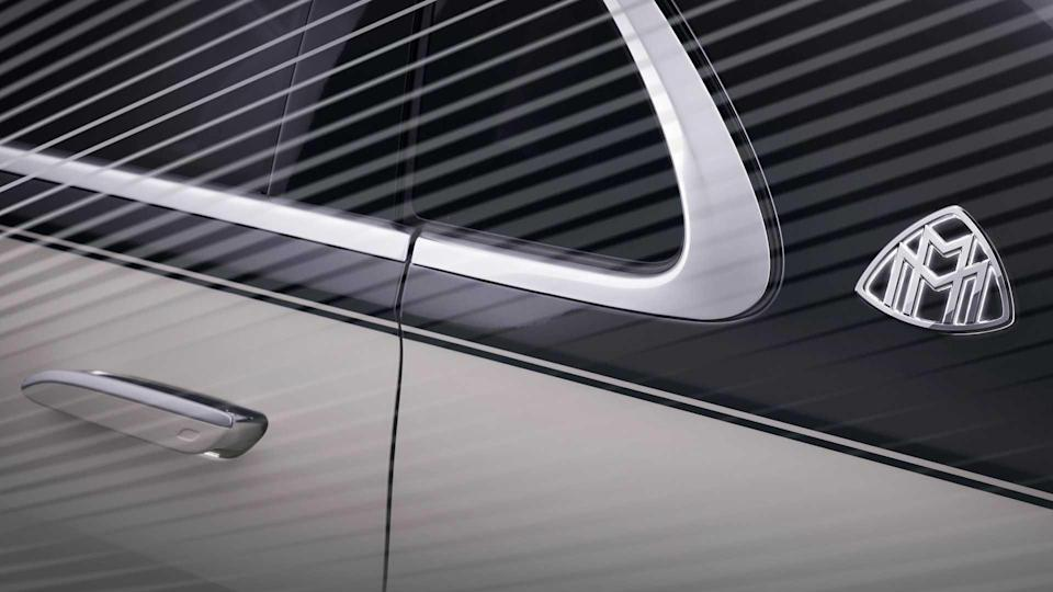 Mercedes-Maybach S-Class Teaser Lead
