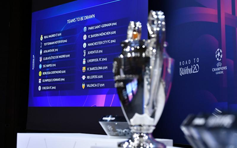 Champions League final 2020: When is it, what time is kick-off and what TV channel is it on? - Getty Images