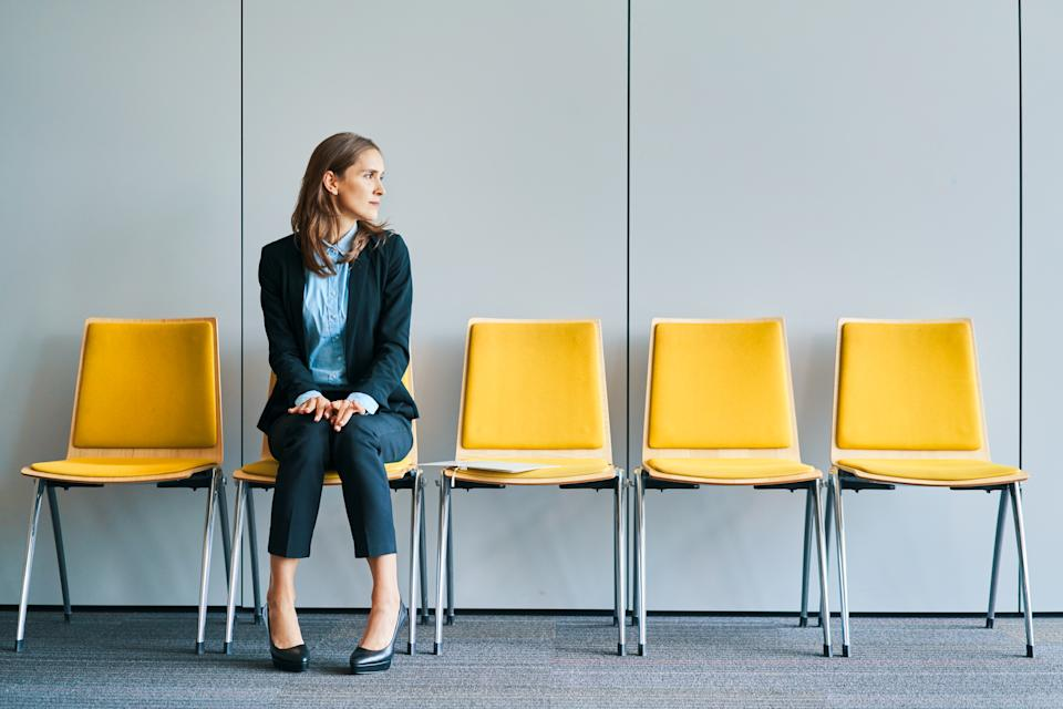 How much personal information should you provide in a job interview? Photo: Getty