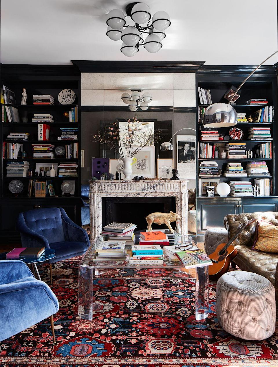 "<p>If you're a design lover, chances are your shelves always have room for another book (and if you're like many of the <em>House Beautiful</em> editors, by now they're spilling from your shelves to coffee tables, floor space, nightstands, and beyond—much like in the <a href=""https://www.housebeautiful.com/design-inspiration/house-tours/a27359529/fawn-galli-new-york-apartment/"" rel=""nofollow noopener"" target=""_blank"" data-ylk=""slk:New York apartment by Fawn Galli above"" class=""link rapid-noclick-resp"">New York apartment by Fawn Galli above</a>). Lucky for us, each season brings a fresh set of inspirational tomes from designers, stylists, and historians, giving us eye candy—and design advice—aplenty. Read on for the ones we're buying now. <strong>And be sure to check back regularly:</strong> We'll be updating this list with our latest favorites every month. </p>"