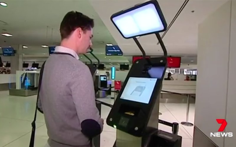 Sydney Airport trials facial recognition to ease passenger pain