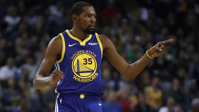 """check out 89971 a2936 Kevin Durant fined  25,000 for telling fan to """"shut the f    up"""""""
