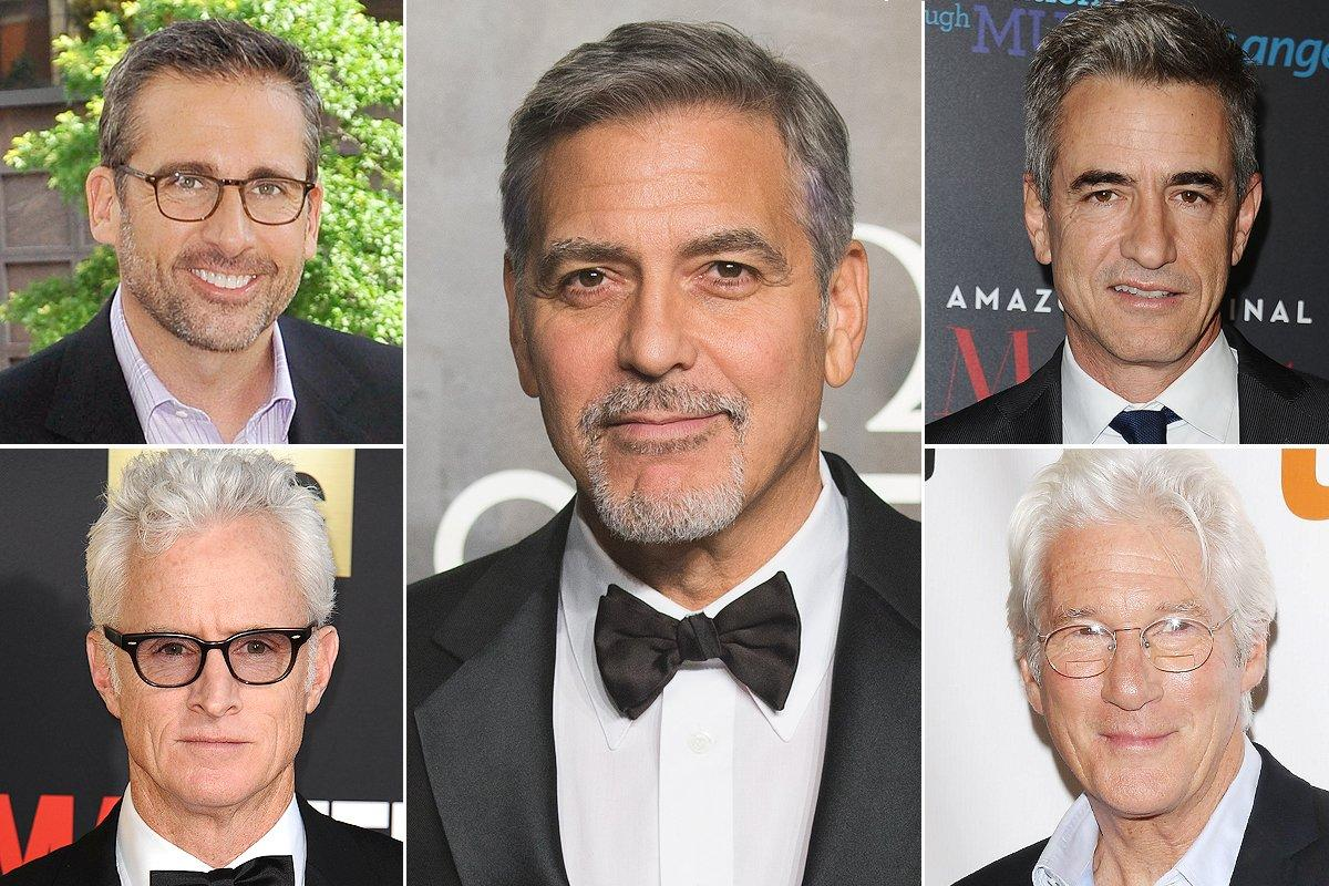 "You voted - and <a href=""https://www.instagram.com/p/B4xqcUlHHWN/"">Tyler Cameron strongly agreed</a> - that George Clooney will perennially be the sexiest silver fox alive, despite distinguished competition from Steve Carrell, Dermot Mulroney, Richard Gere and John Slattery."