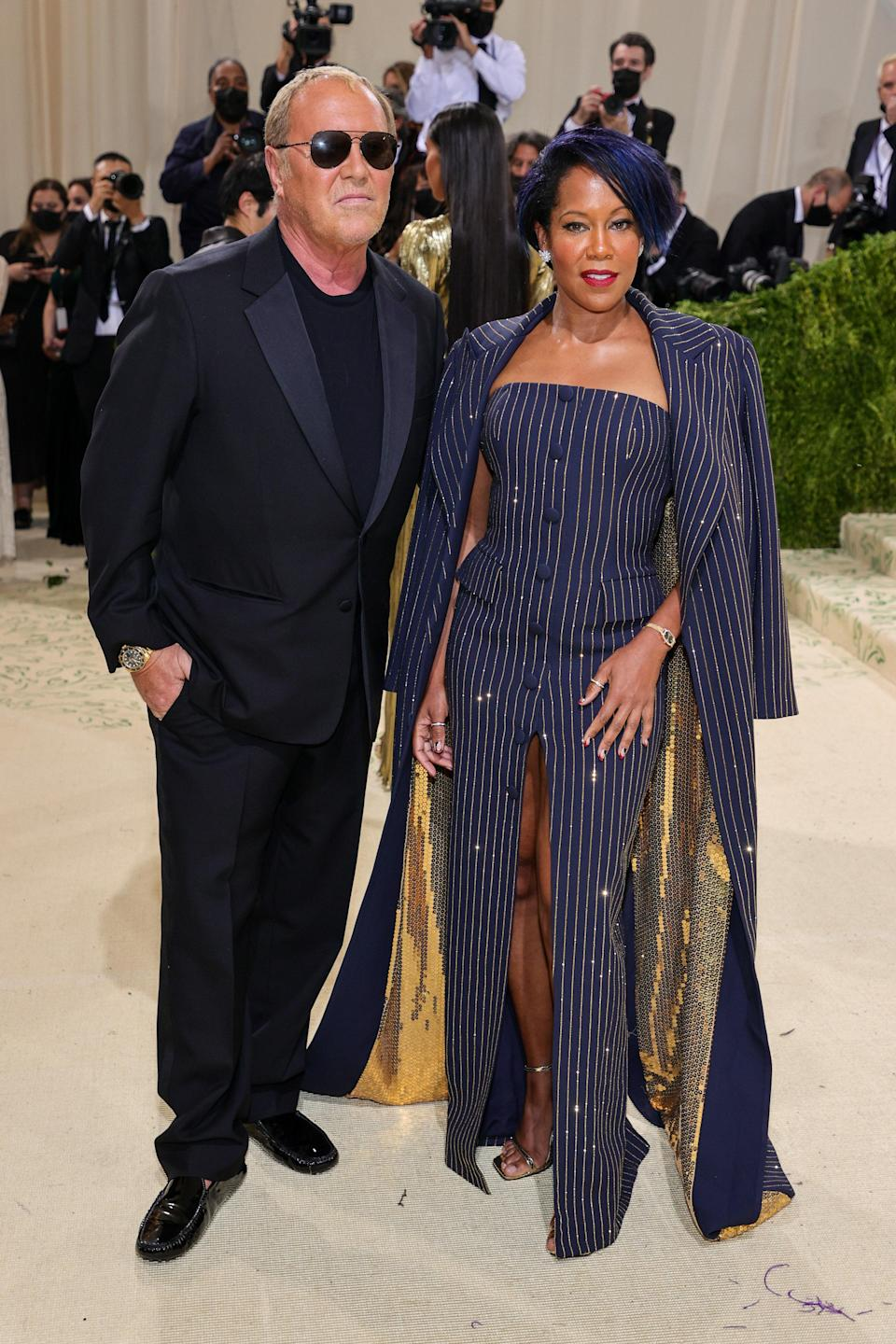 """<h1 class=""""title"""">Michael Kors and Regina King in Michael Kors Collection</h1><cite class=""""credit"""">Photo: Getty Images</cite>"""
