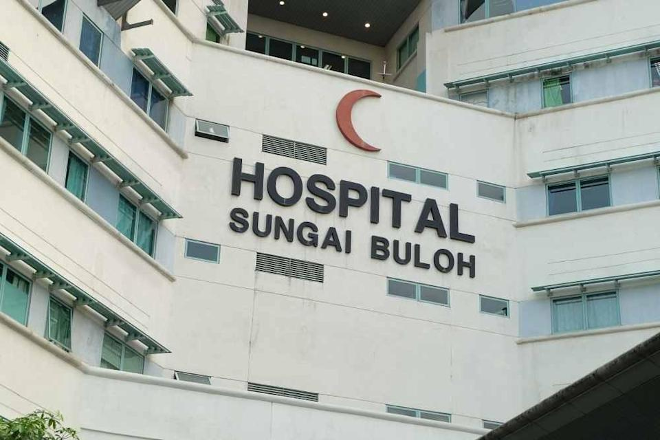 In late December, Dr Noor Hisham said the occupancy rate in government hospitals nationwide is currently at 81 per cent. ― Picture by Yusof Mat Isa