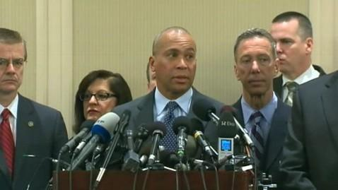 Gov. Deval Patrick: Boston Very Prepared for Marathon, Security Preparations On Steroids