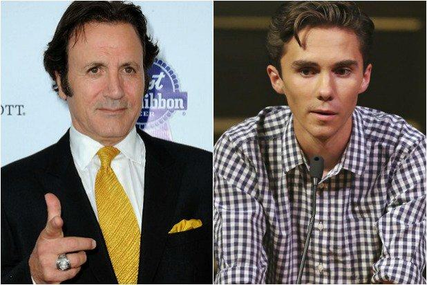 Frank Stallone apologizes for profanity-laced tweet directed toward Parkland shooting survivor