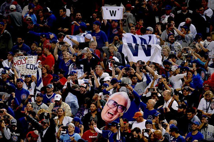 0cd1466ca6e79 Elderly Cubs fans have glorious reactions to World Series victory