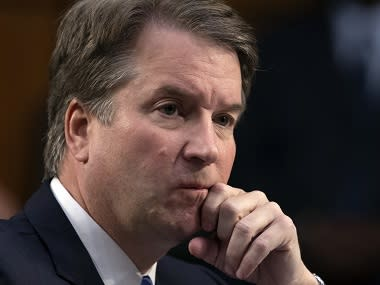 Brett Kavanaugh nomination advances to final showdown Saturday; bitterly divided Senate votes 51-49 to push it through
