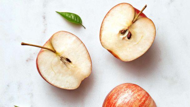 For health reasons, you should eat the entire apple – core and all