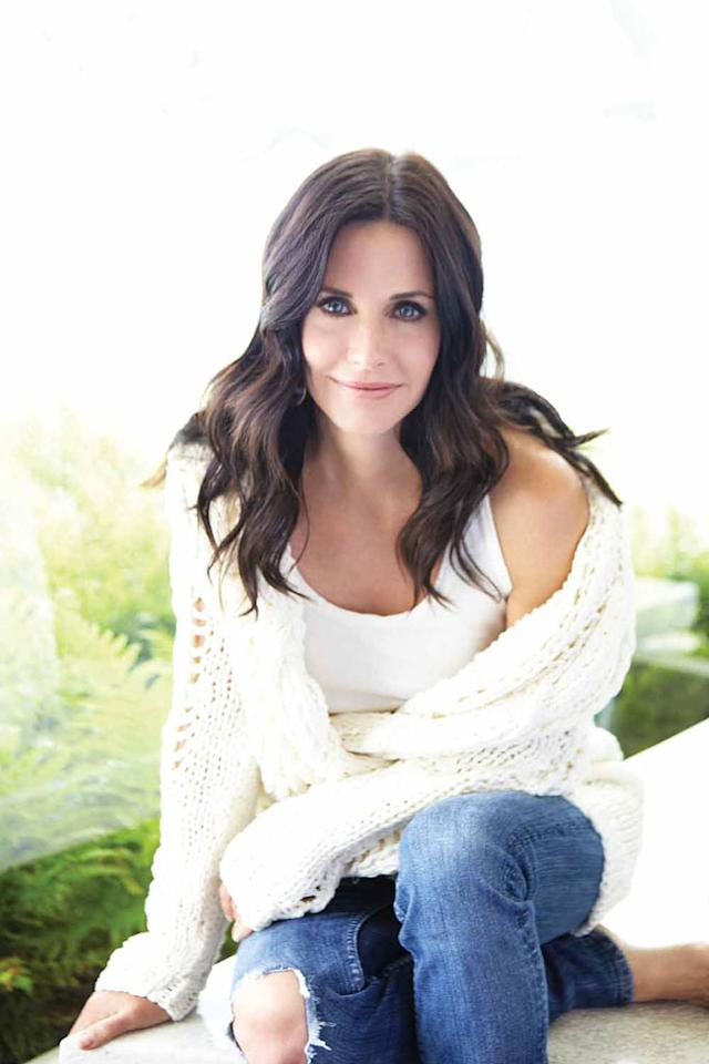 """""""The word cougar is such a turnoff for certain people. There's a lot of men that go, 'I can't watch a show about Courteney Cox with a bunch of young guys.' But that's not what the show is. We've got amazing male characters. It's funny — smart funny, but there's heart.""""  — Cox discussing how the focus of """"<a href=""""/cougar-town/show/44787"""">Cougar Town</a>"""" is no longer on Cox as a cougar."""
