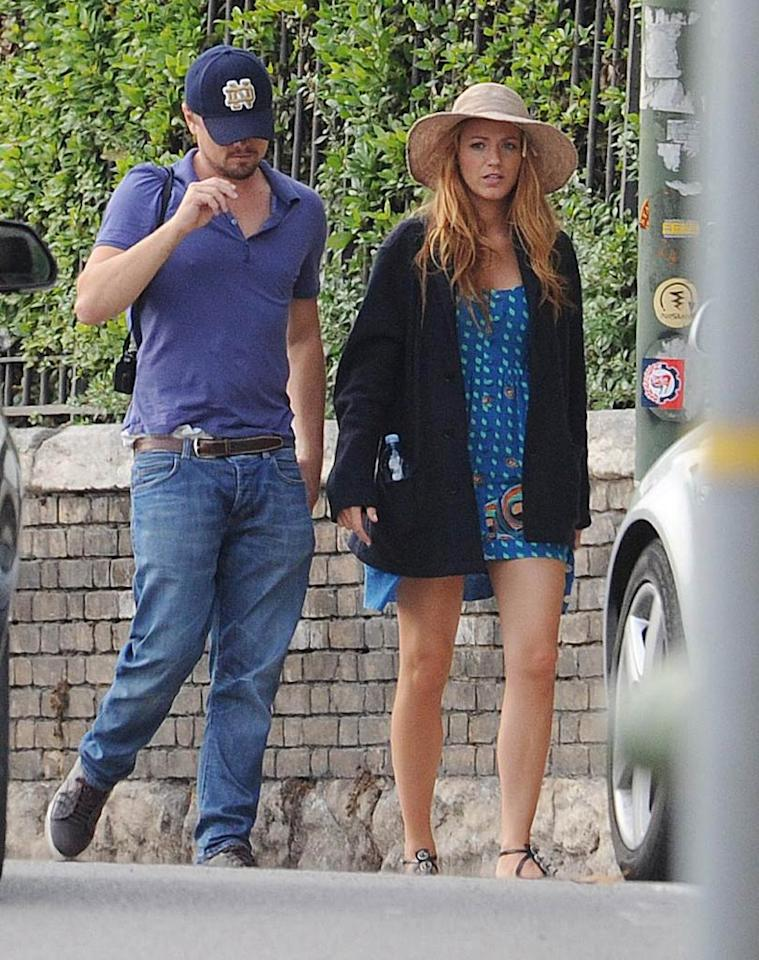 """Leonardo DiCaprio and Blake Lively have only recently appeared publicly as a couple, but <i>Star</i> magazine reports they've actually been hooking up for """"months."""" The mag reveals DiCaprio and Lively began secretly """"meeting"""" behind the actor's then-girlfriend Bar Refaeli's back, starting last fall. For all the juicy details on their """"sneaky affair,"""" and how DiCaprio broke the news to Refaeli, check out what pals of his exclusively leak to <a href=""""http://www.gossipcop.com/blake-lively-leonardo-dicaprio-cheating-bar-refaeli-d"""" target=""""new"""">Gossip Cop. <a href=""""http://www.infdaily.com"""" target=""""new"""">INFDaily.com</a> - June 3, 2011</a>"""