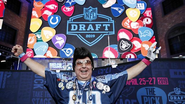 Having missed out for 2020, Cleveland and Kansas City will each get to host the NFL Draft in coming years.