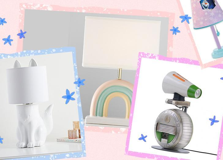 The Best Kids' Lamps for Every Bedroom or Playspace
