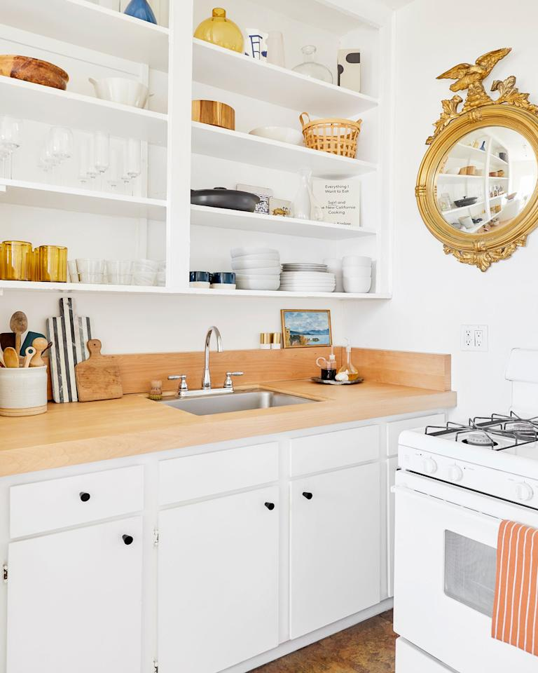 """<p>You may not care what lies behind your closed <a href=""""https://www.housebeautiful.com/room-decorating/kitchens/g1431/kitchen-cabinet-ideas/"""" target=""""_blank"""">cabinet</a> doors. Out of sight, out of mind, right? It's easy to feel that way...until you try to pull out a single sheet pan and a bunch of other metal lids and pots crash together. Even if you don't have a ton of <a href=""""https://www.housebeautiful.com/lifestyle/organizing-tips/g1602/unique-kitchen-storage-ideas/"""" target=""""_blank"""">storage</a> space, you can help your kitchen live up to its full potential with the right cabinet <a href=""""https://www.housebeautiful.com/lifestyle/organizing-tips/g3679/vanity-organization-ideas/"""" target=""""_blank"""">organization</a> tricks. These ideas will <a href=""""https://www.housebeautiful.com/lifestyle/organizing-tips/g3036/pantry-organization-ideas/"""" target=""""_blank"""">help you get organized</a>—and rid yourself of clutter anxiety for good.</p>"""