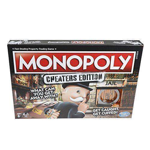 """<p><strong>Monopoly</strong></p><p>amazon.com</p><p><strong>$18.14</strong></p><p><a href=""""https://www.amazon.com/dp/B0771YL7DZ?tag=syn-yahoo-20&ascsubtag=%5Bartid%7C10055.g.29369141%5Bsrc%7Cyahoo-us"""" rel=""""nofollow noopener"""" target=""""_blank"""" data-ylk=""""slk:Shop Now"""" class=""""link rapid-noclick-resp"""">Shop Now</a></p><p>Think of this gift as a not-so-subtle way to tell him how you really feel about his Monopoly strategy. At least this version will encourage him to bend the rules without upsetting the entire family.</p>"""
