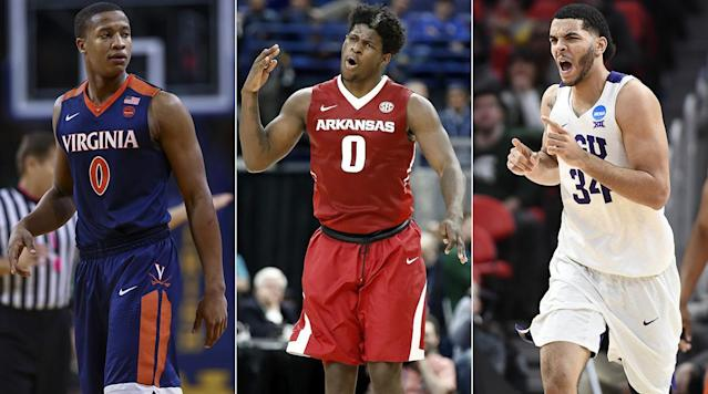 The annual Portsmouth Invitational gives top college seniors a chance to prove they belong in the NBA. The Crossover's Front Office examines nine potential draft sleepers that stood out this year.