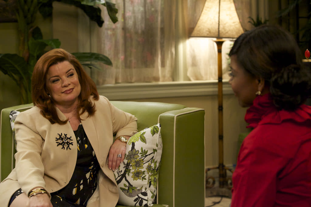 "Renee Lawless as Katheryn Cryer in ""The Haves and the Have Nots"" episode, ""The Big Surprise."""