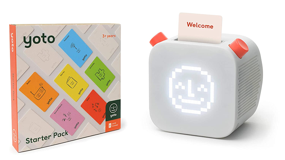 Valentine's gifts for kids: Yoto Player