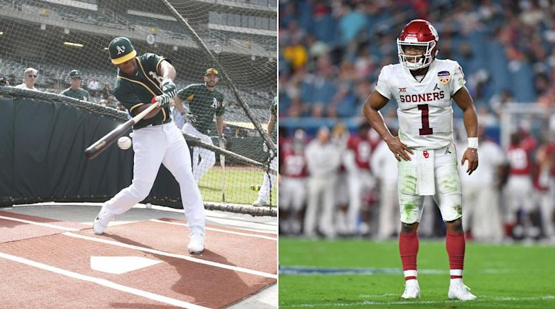 cbc12a528 Q A  Former MLB Executive Jimmie Lee Solomon Talks Kyler Murray