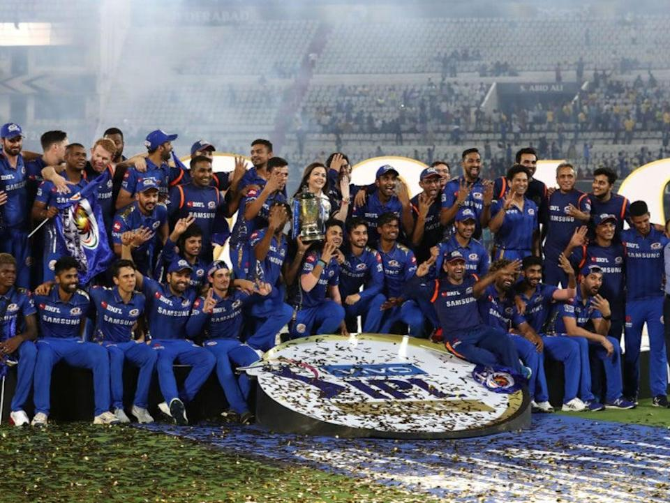 Mumbai Indians have won the last two editions of the IPL  (Getty Images)