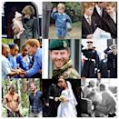 """<p>In honor of Prince Harry's birthday, Meghan shared a sweet collage of images on Instagram, which includes a sweet new photo from Archie's Christening in the bottom right, in addition to pictures from the royal wedding, and a candid with his late mother, Princess Diana. Meghan also shared a personal message for Harry on his special day, """"Your service to the causes you care so deeply for inspires me every day. You are the best husband and most amazing dad to our son. We love you ❤️Happiest birthday!""""</p><p><a href=""""https://www.instagram.com/p/B2bDdAMlxgY/?utm_source=ig_embed&utm_campaign=loading"""" rel=""""nofollow noopener"""" target=""""_blank"""" data-ylk=""""slk:See the original post on Instagram"""" class=""""link rapid-noclick-resp"""">See the original post on Instagram</a></p>"""