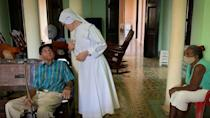 Long merely tolerated, the help of the Church is now more than welcomed in Cuba