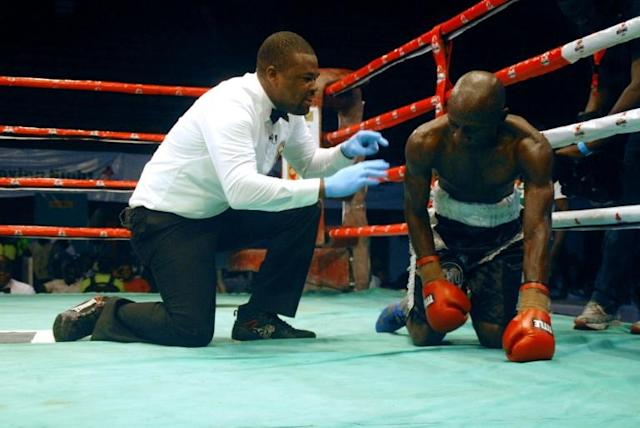 """Satellite television platform Multichoice Nigeria has organised an annual """"boxing night"""" since 2004, which is watched by millions across Africa"""