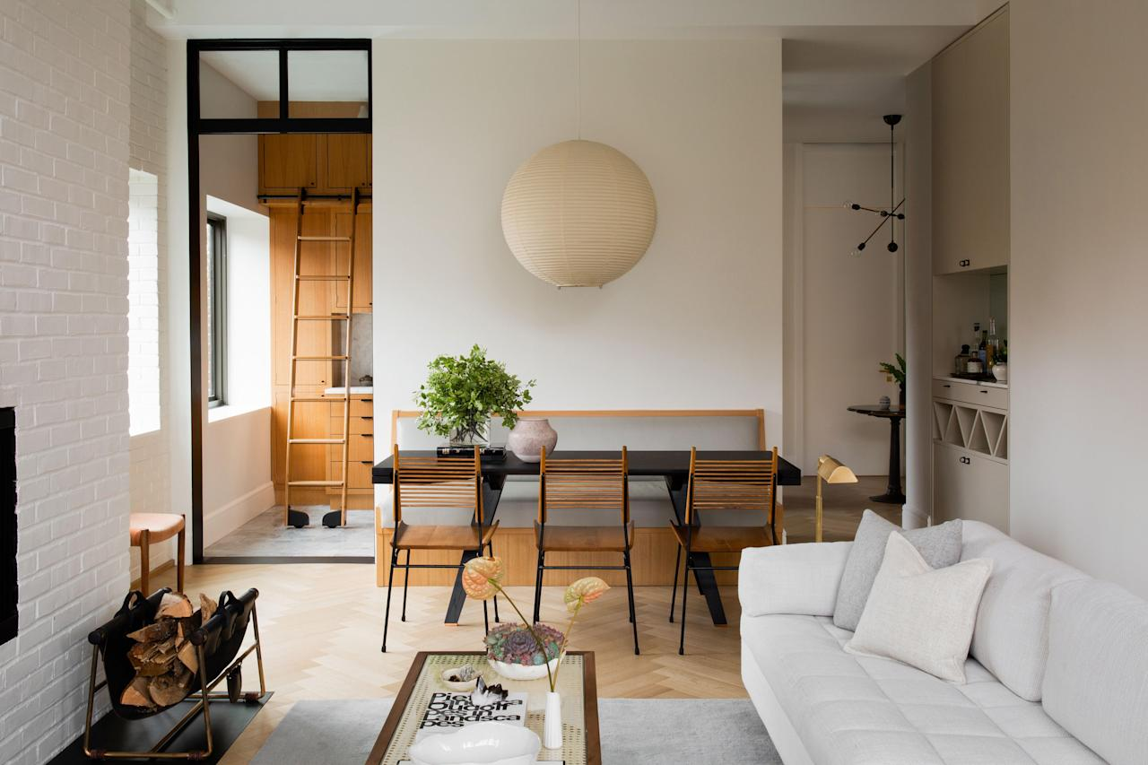 This West Village Apartment Perfectly Combines Clean Lines With Warmth