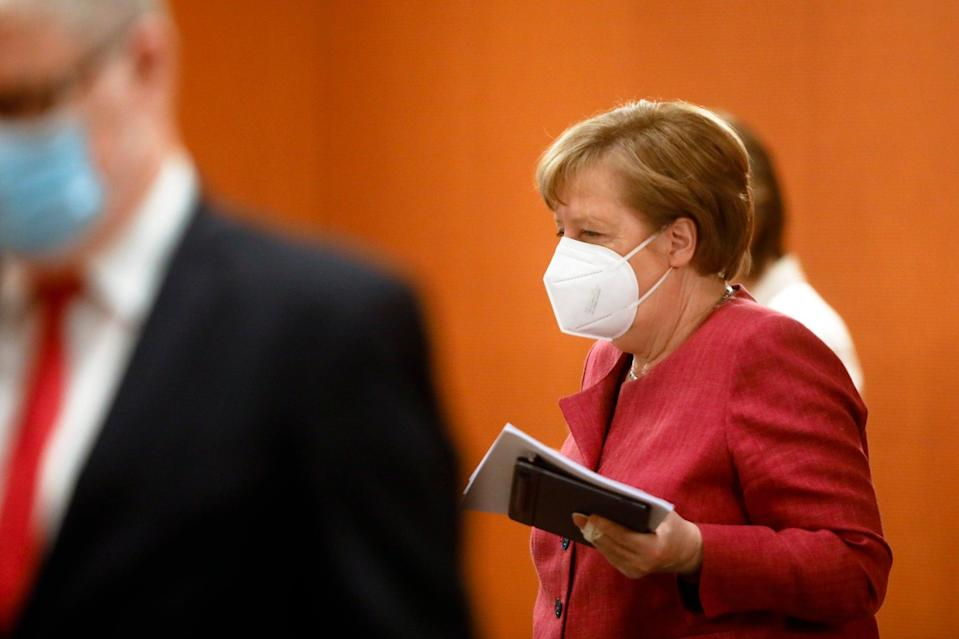 <p>Officials in Berlin pushed back on the idea, stating that Germany is instead focussed on increasing production capacity</p> (ASSOCIATED PRESS)