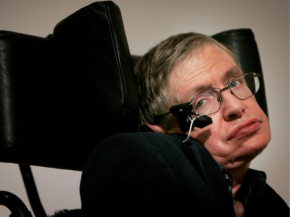 Mr Hawking has previously said that AI could grow so powerful it would be capable of killing us entirely unintentionally: Getty