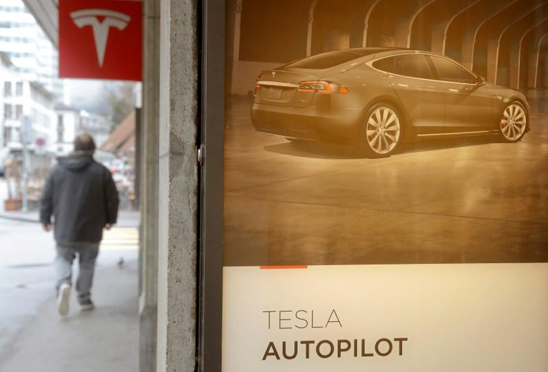 Tesla needs safeguards to prevent drivers from sleeping on 'Autopilot' - U.S. senator
