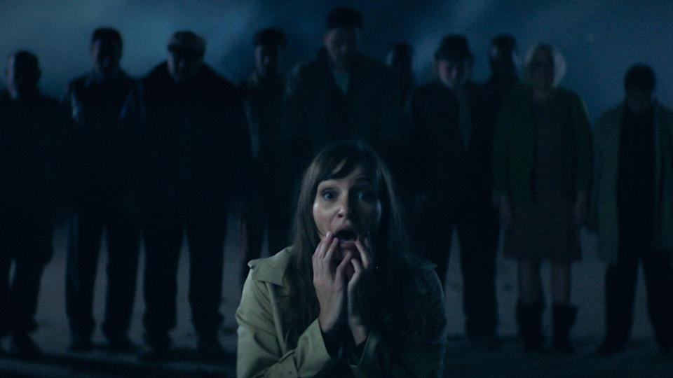 Jocelin Donahue stars in the horror movie 'Offseason' (Photo: SXSW)