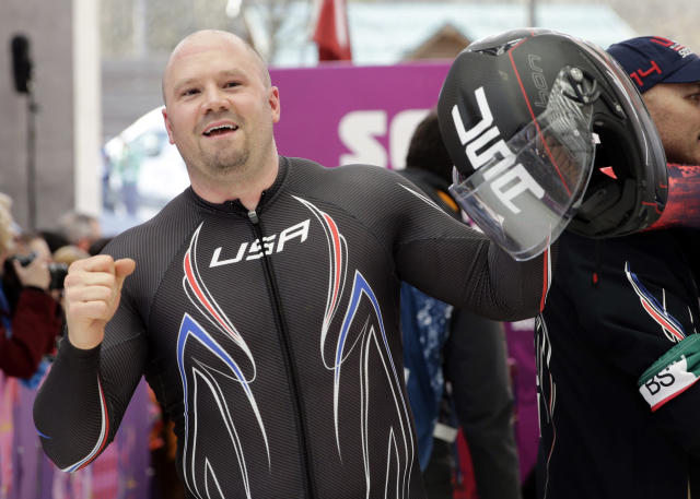 <p>Steve Holcomb (1980-2017): Gold-medal winning bobsledder. </p>
