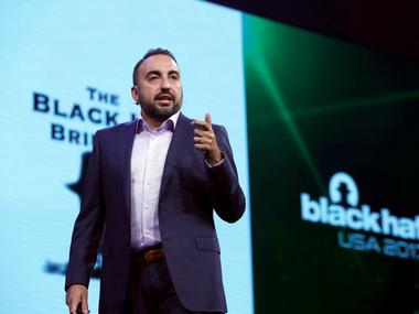 Facebook Chief Security Officer Alex Stamos. Reuters