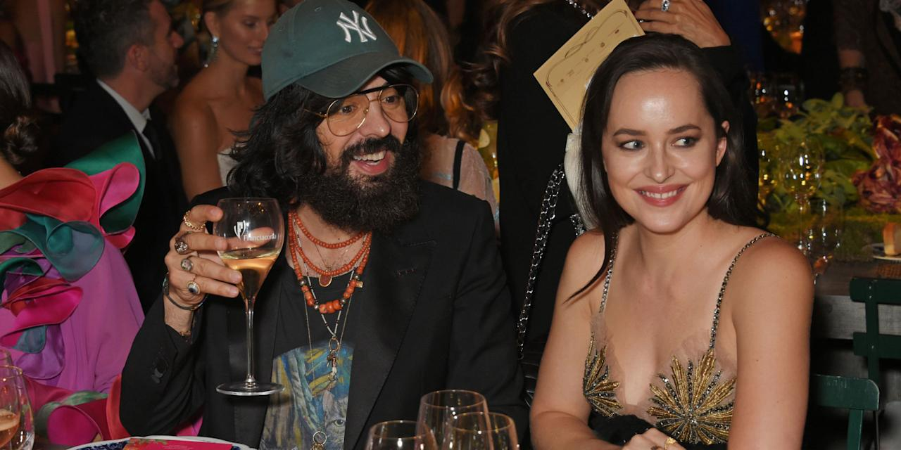 <p>There is no better place to catch A-Listers rubbing shoulders with other glam A-Listers than at the Fashion Month after-parties. From front row to dancefloor, every celebrity dons her glitzy best for some of the most seminal events of the fashion season.</p>