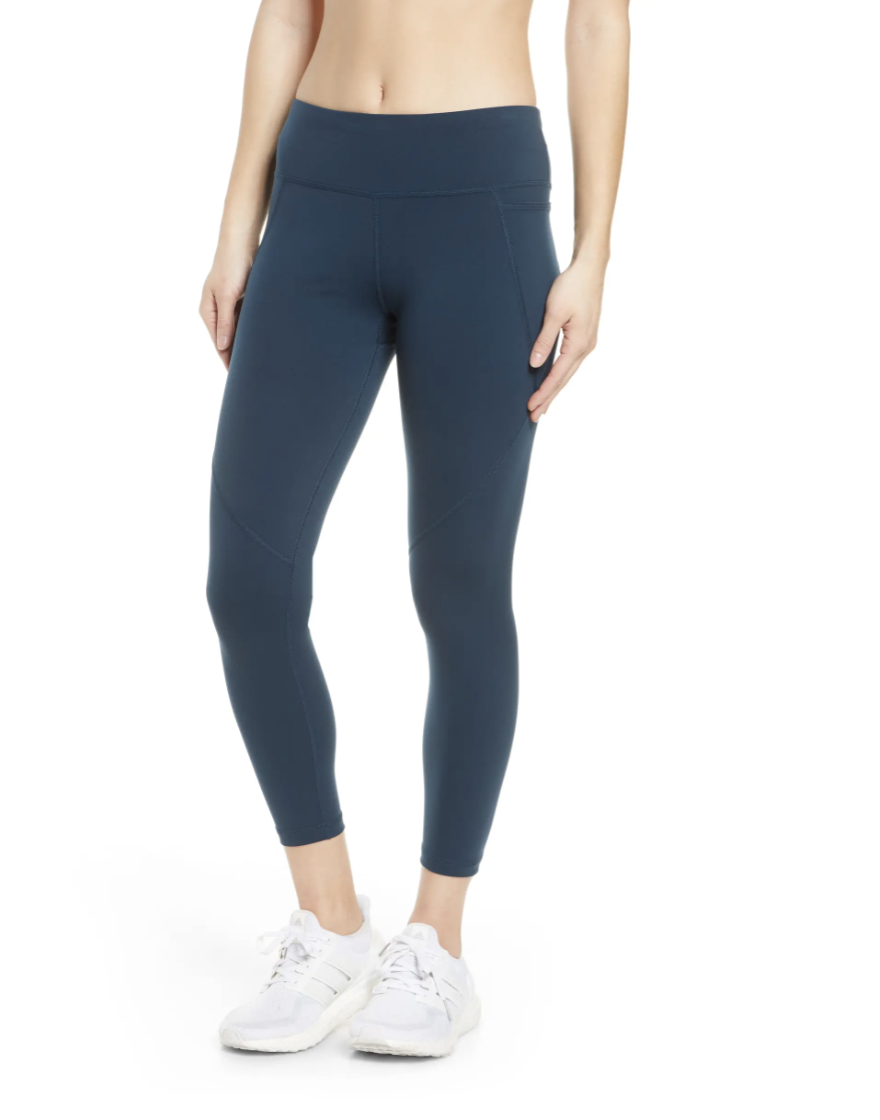 Power Sculpt Pocket Workout 7/8 Leggings by Swetty Betty, Nordstrom, $60 (originally $100)