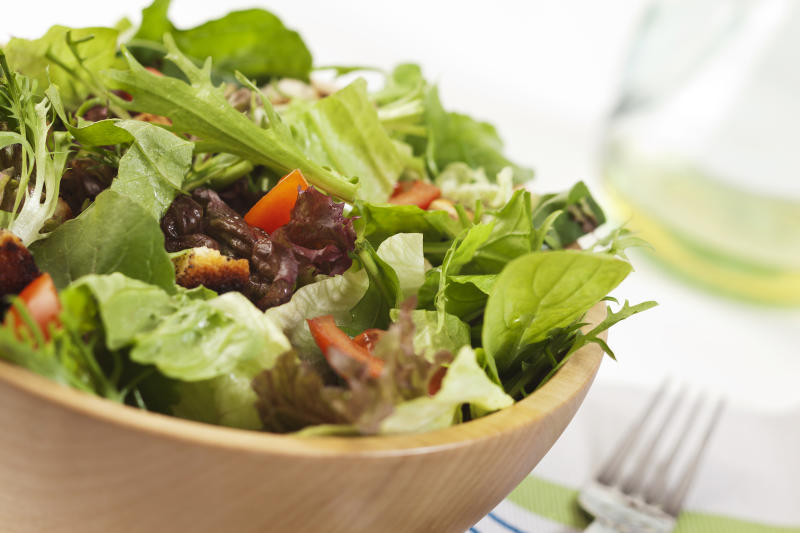 Bagged salads linked to parasite outbreak in 7 states, CDC says