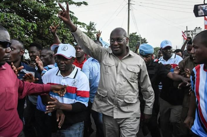 The whereabouts of Tanzanian opposition Chadema party chairman Freeman Mbowe are unknown