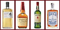 """<p>First things first: <a href=""""https://www.townandcountrymag.com/leisure/drinks/g26065217/scotch-whiskey-brands/"""" rel=""""nofollow noopener"""" target=""""_blank"""" data-ylk=""""slk:we've got nothing against scotch"""" class=""""link rapid-noclick-resp"""">we've got nothing against scotch</a>. It's just that the famous Scottish spirit seems to get the lion's share of the glory in the world of whiskey, even thought there are so many exceptional whiskey styles and bottles out there in the world just waiting to be discovered. Whether you're craving something sweet, spicy, or just looking to stretch your whiskey palate, here are the un-Scottish bottles of that deserve a place of honor on your bar cart. </p>"""