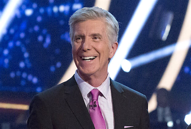 Tom Bergeron and Erin Andrews Leaving Dancing With the Stars