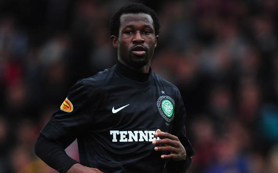 The Hibs boss has addressed speculation regarding the Nigeria international's future and says that he is keen for him to remain at Easter RoadThe Hibs