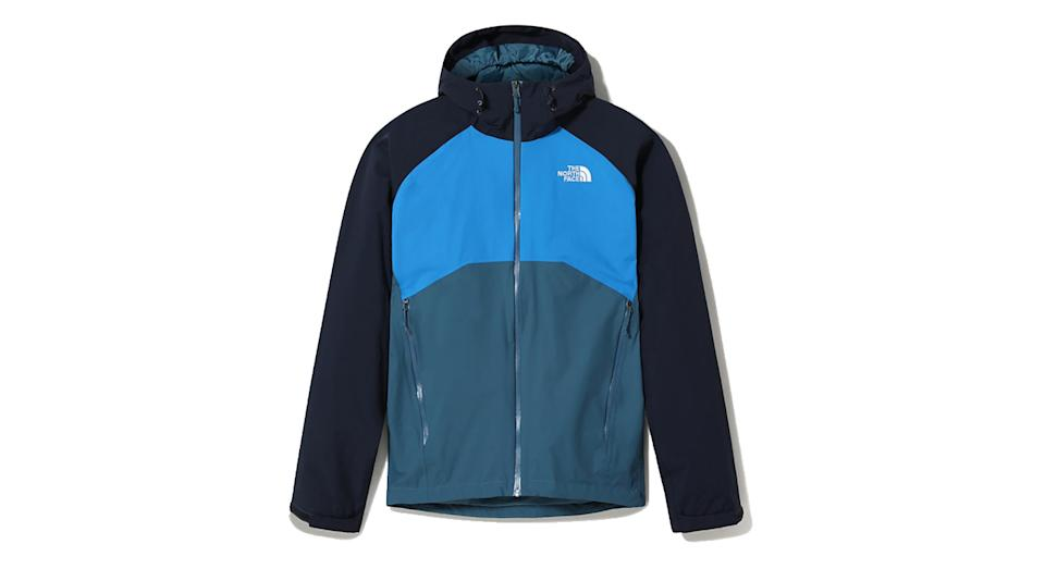 Men's Stratos Hooded Jacket