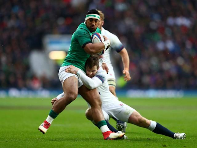 Six Nations 2018: Danny Care questions why Bundee Aki wasn't sin-binned for shoulder charge on Elliot Daly