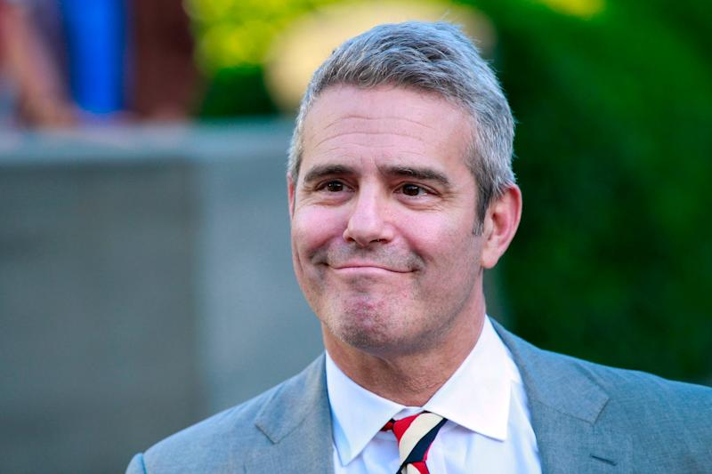 Andy Cohen says his son needs a sibling, but in due time.