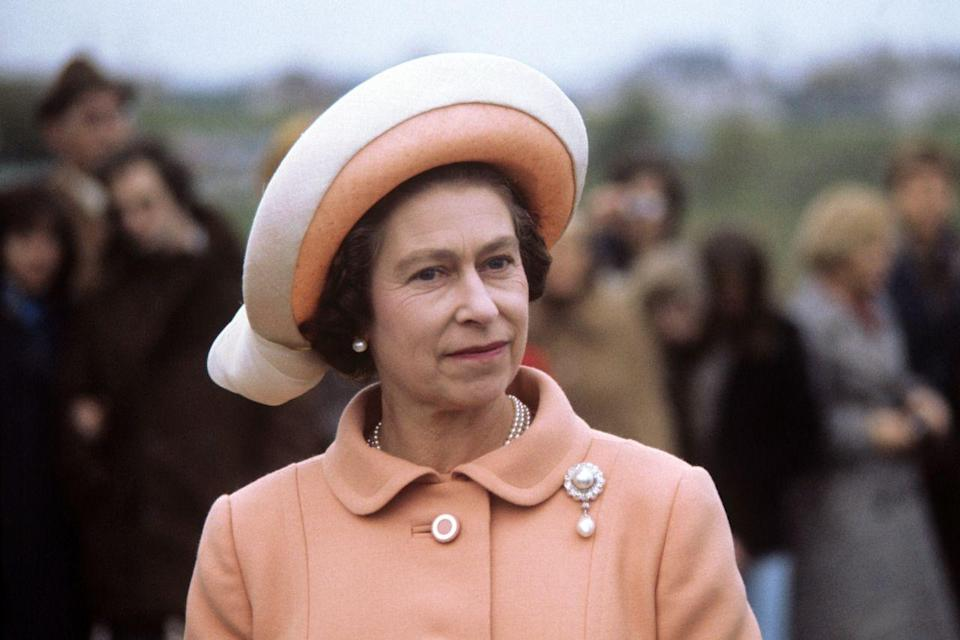 <p>Queen Elizabeth II during a State visit to Luxembourg. (PA Archive) </p>